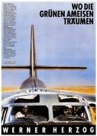 Wo die grünen Ameisen träumen - German Movie Poster (xs thumbnail)