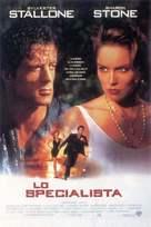 The Specialist - Italian Movie Poster (xs thumbnail)