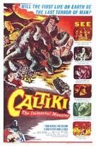 Caltiki - il mostro immortale - Movie Poster (xs thumbnail)