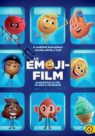 The Emoji Movie - Hungarian Movie Poster (xs thumbnail)