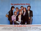 St. Elmo's Fire - British Movie Poster (xs thumbnail)