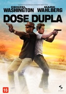 2 Guns - Brazilian DVD movie cover (xs thumbnail)