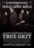 True Grit - New Zealand Movie Poster (xs thumbnail)