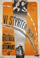No Highway - Danish Movie Poster (xs thumbnail)