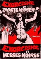 L'éventreur de Notre-Dame - Belgian Movie Poster (xs thumbnail)