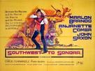 The Appaloosa - British Movie Poster (xs thumbnail)