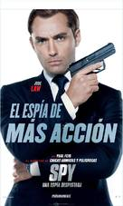 Spy - Mexican Movie Poster (xs thumbnail)