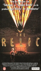 The Relic - Dutch VHS movie cover (xs thumbnail)