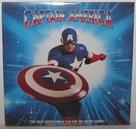 Captain America - Movie Cover (xs thumbnail)