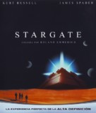 Stargate - Spanish Blu-Ray movie cover (xs thumbnail)