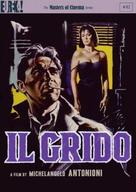 Grido, Il - British DVD cover (xs thumbnail)