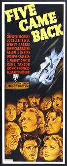 Five Came Back - Movie Poster (xs thumbnail)