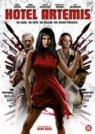 Hotel Artemis - Dutch Movie Cover (xs thumbnail)