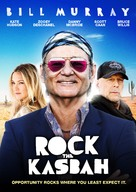 Rock the Kasbah - Canadian DVD movie cover (xs thumbnail)