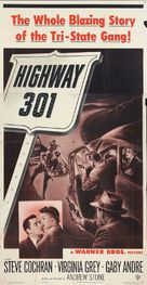 Highway 301 - Movie Poster (xs thumbnail)