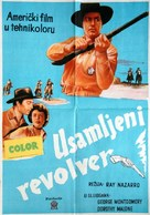 The Lone Gun - Yugoslav Movie Poster (xs thumbnail)