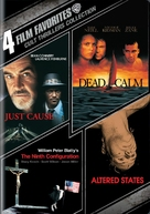 Dead Calm - DVD cover (xs thumbnail)