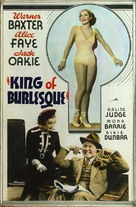 King of Burlesque - Movie Poster (xs thumbnail)