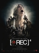 [REC] 4: Apocalipsis - French Movie Poster (xs thumbnail)