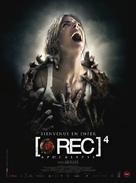 [REC] 4: Apocalipsis - French Movie Poster (xs thumbnail)