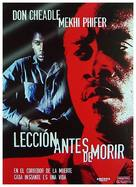 A Lesson Before Dying - Spanish poster (xs thumbnail)