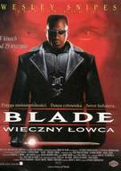 Blade - Polish Movie Poster (xs thumbnail)