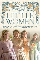 """Little Women"" - British Video on demand movie cover (xs thumbnail)"