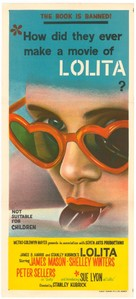 Lolita - Australian Movie Poster (xs thumbnail)