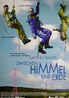 Among Giants - German Movie Poster (xs thumbnail)