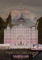 The Grand Budapest Hotel - Vietnamese Movie Poster (xs thumbnail)