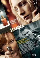 Hanna - Turkish Movie Poster (xs thumbnail)