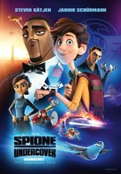 Spies in Disguise - Swiss Movie Poster (xs thumbnail)