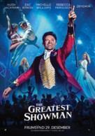 The Greatest Showman - Icelandic Movie Poster (xs thumbnail)