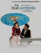 The Blue Umbrella - Indian Movie Poster (xs thumbnail)