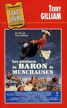 The Adventures of Baron Munchausen - French Movie Cover (xs thumbnail)