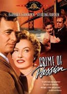 Crime of Passion - DVD cover (xs thumbnail)