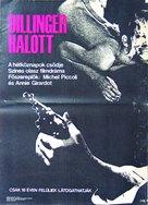 Dillinger è morto - Hungarian Movie Poster (xs thumbnail)