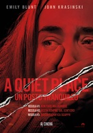 A Quiet Place - Italian Movie Poster (xs thumbnail)