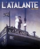 L'Atalante - French Blu-Ray cover (xs thumbnail)