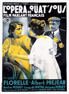 Die 3 Groschen-Oper - French Movie Poster (xs thumbnail)