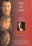 Outbreak - Spanish Theatrical movie poster (xs thumbnail)