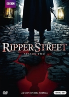 """Ripper Street"" - DVD cover (xs thumbnail)"