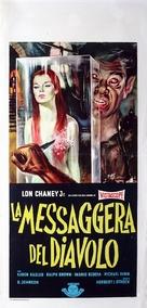 The Devil's Messenger - Italian Movie Poster (xs thumbnail)