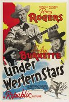 Under Western Stars - Movie Poster (xs thumbnail)
