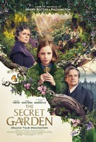 The Secret Garden - British Movie Poster (xs thumbnail)