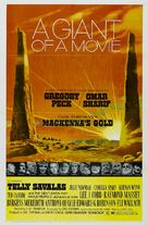 Mackenna's Gold - Movie Poster (xs thumbnail)