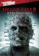 Hellraiser: Revelations - DVD cover (xs thumbnail)