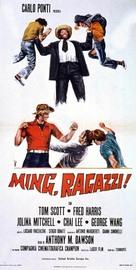 Ming, ragazzi! - Italian Movie Poster (xs thumbnail)