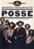 Posse - DVD cover (xs thumbnail)
