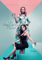 A Simple Favor - Argentinian Movie Poster (xs thumbnail)